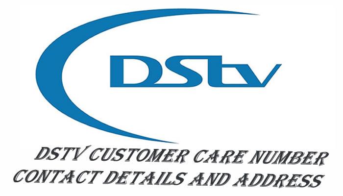 DSTV Customer Care Number
