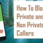 Block Private Number