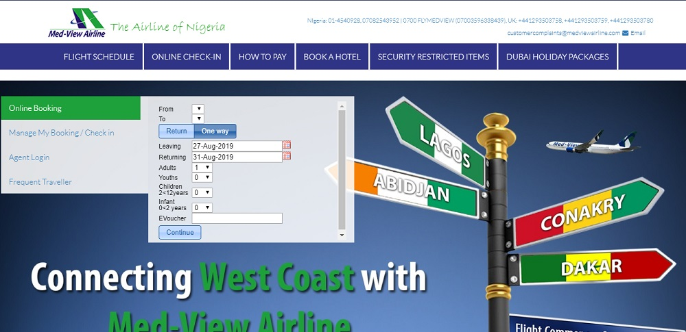 MedView Booking