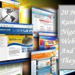 Nigerian Websites