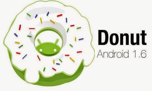 android 1 donut