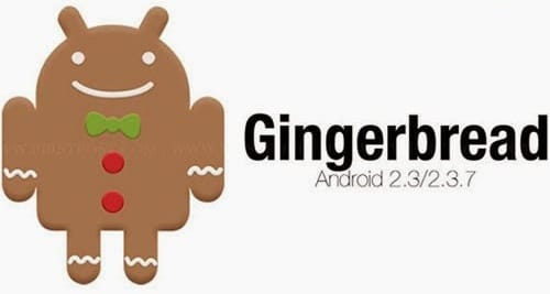 Android 2.3/ 2.3.7 (GingerBread)