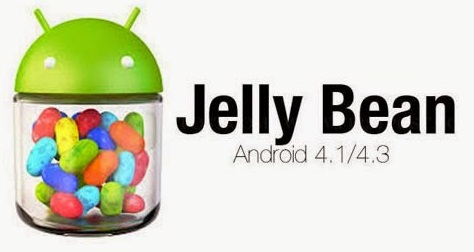 Android 4.1/4.2/ 4.3 (Jelly Bean)