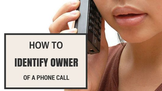 identify owner of phone number