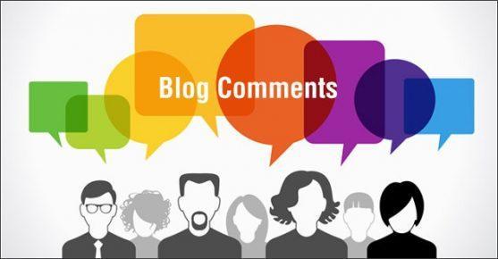 Blogger comment