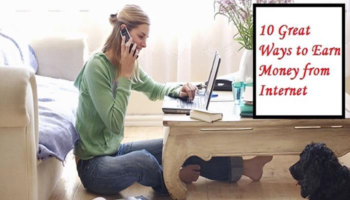 Earn Money from Internet
