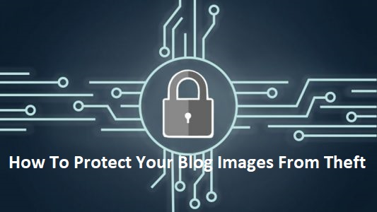 Protect Your Blog Images