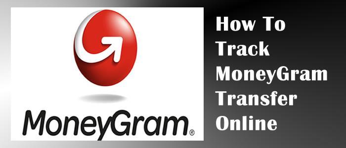 Track MoneyGram