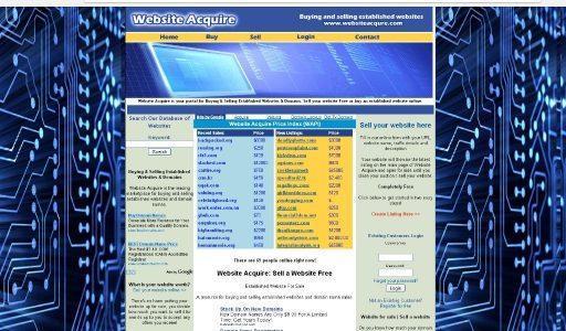 Website Acquire