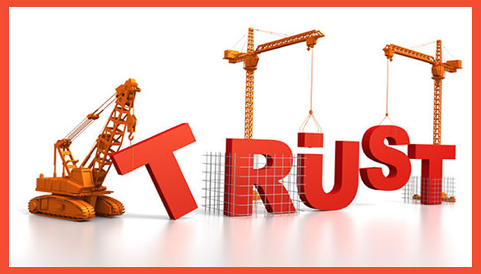 Build Trust Online Business