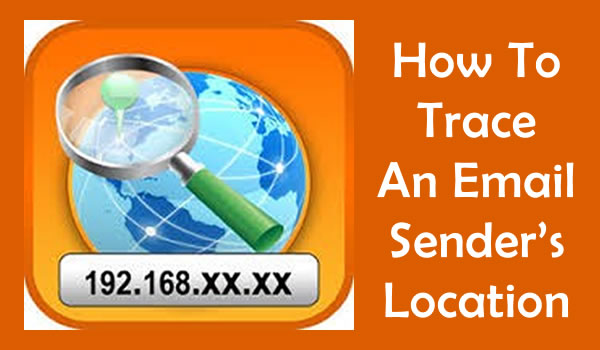 trace email