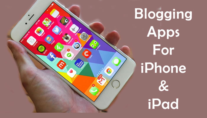 Blogging Apps for iPhone