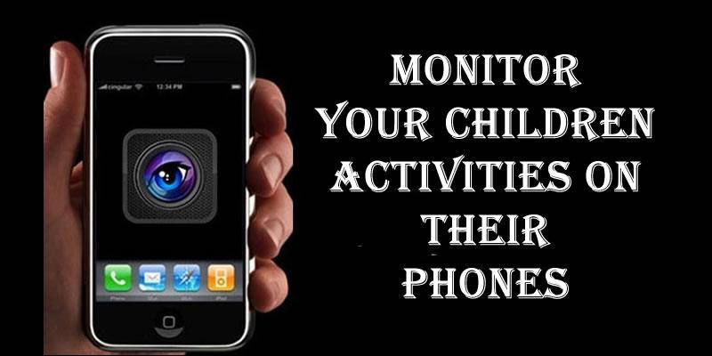 Monitor phone