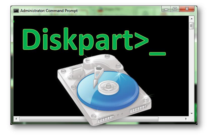 diskpart logo