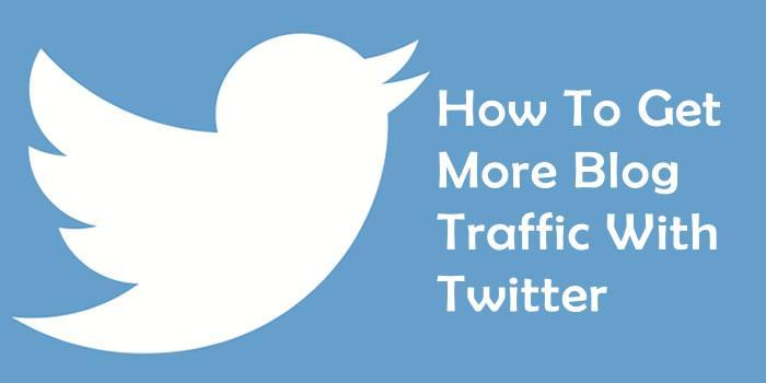 Twitter blog traffic