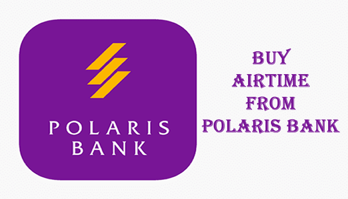 Buy Airtime From Polaris Bank Account